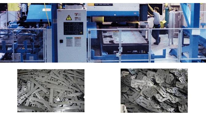Sheet Metal Fabrication and Metal Brackets
