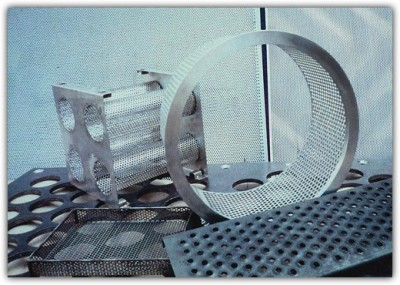 Remaly Manufacturing Company, Inc. - Custom Perforated Metals