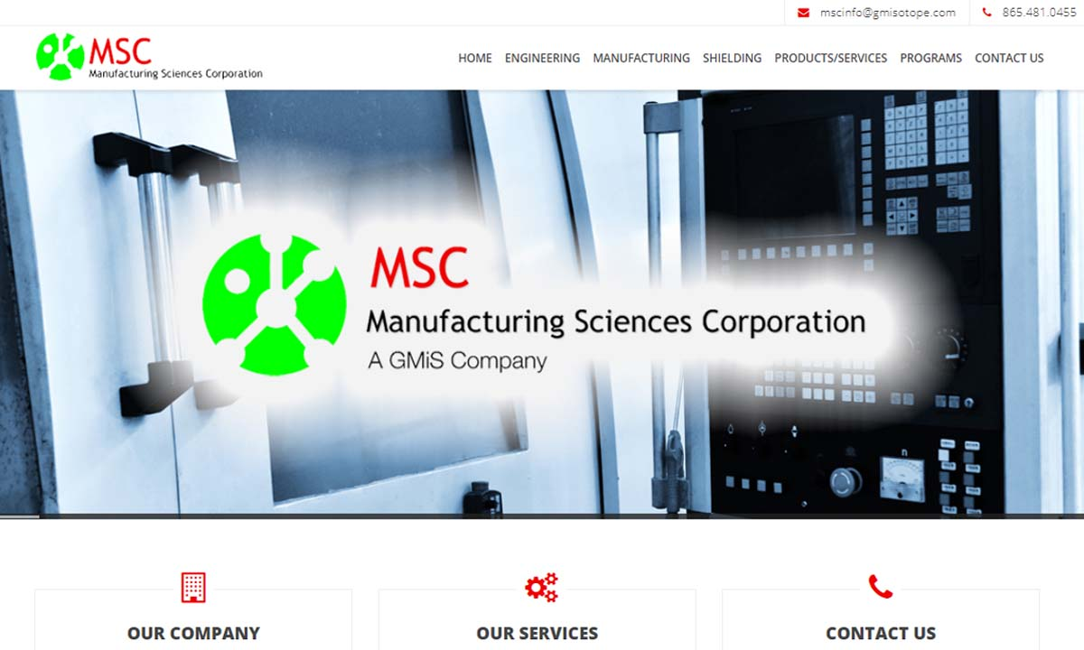 Manufacturing Sciences Corporation