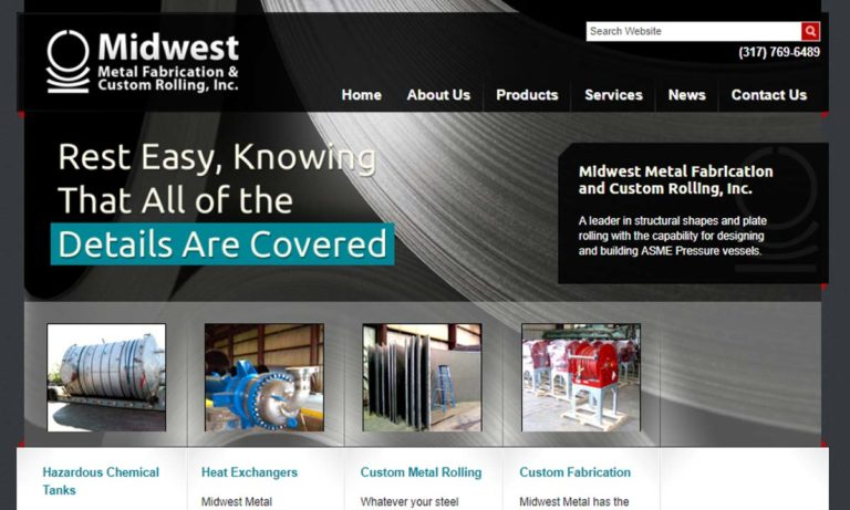 Midwest Metal Fabrication & Custom Rolling, Inc.