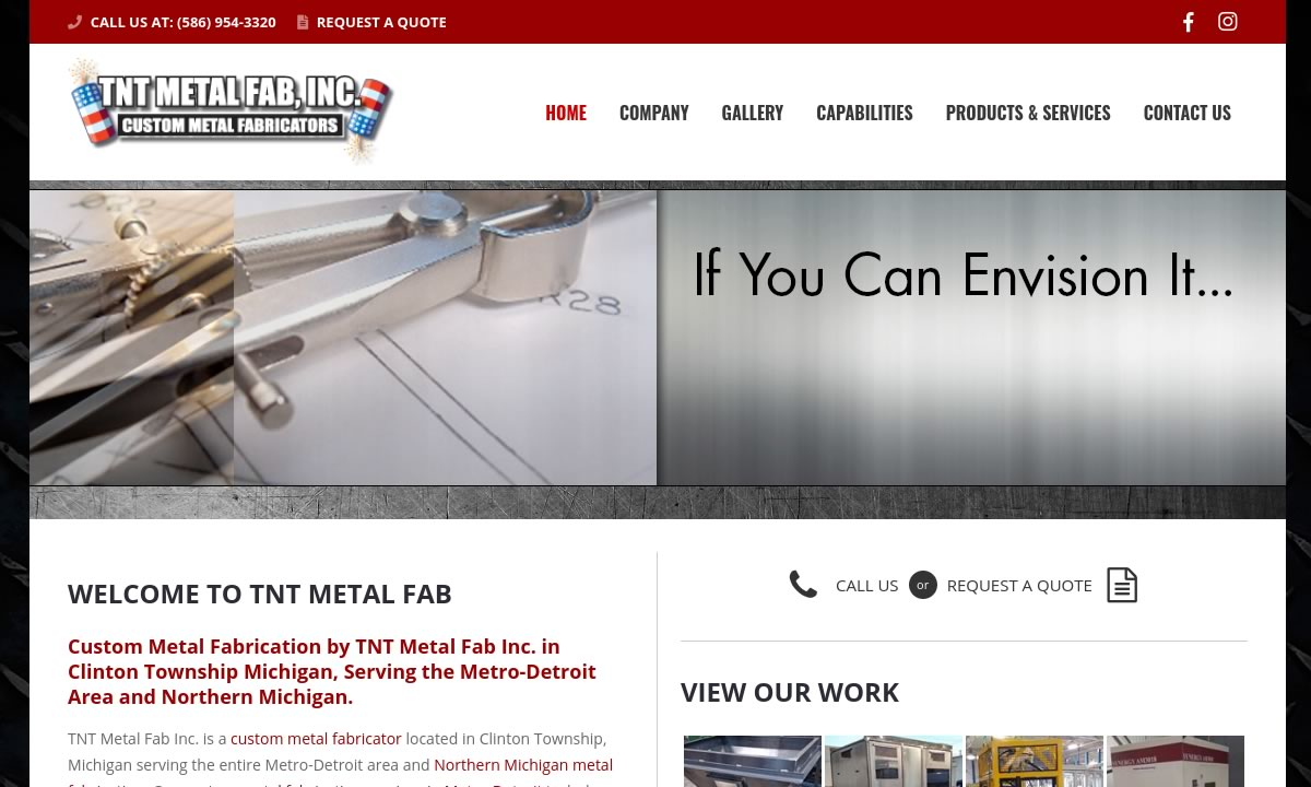 TNT Metal Fab, Inc.