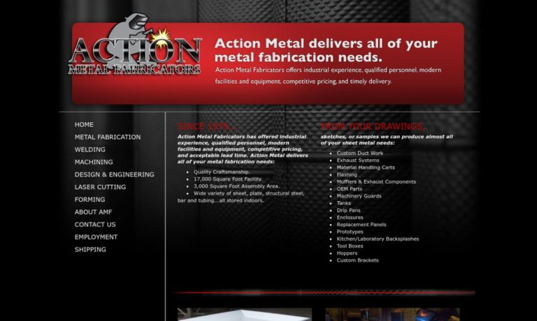 Action Metal Fabricators, Inc.