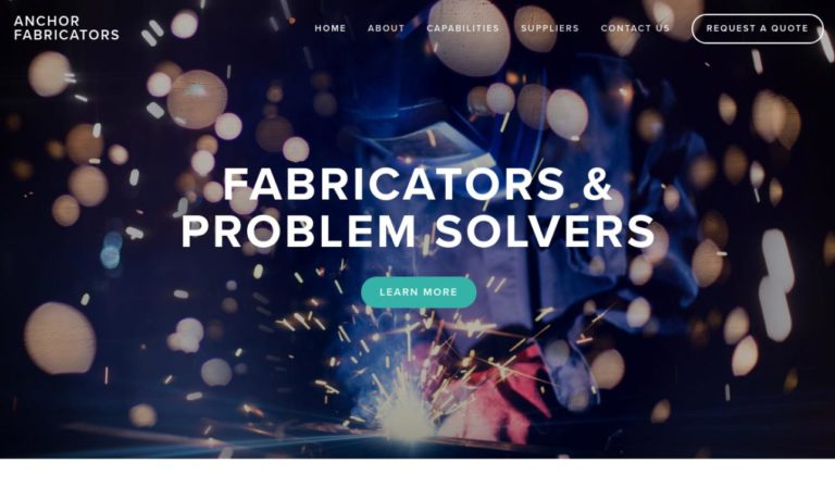 Anchor Fabricators, Inc.