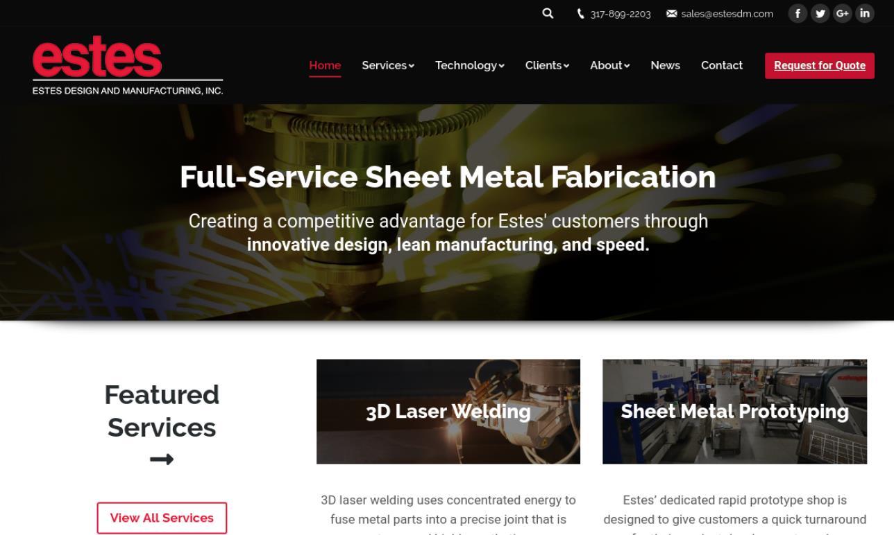 Estes Design and Manufacturing, Inc.