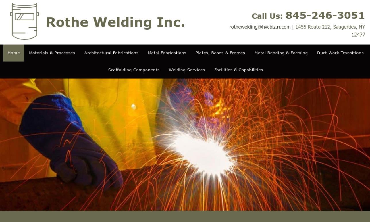 Rothe Welding & Steel Fabrication Inc.