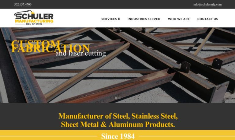 Schrock Metal Products, Inc.