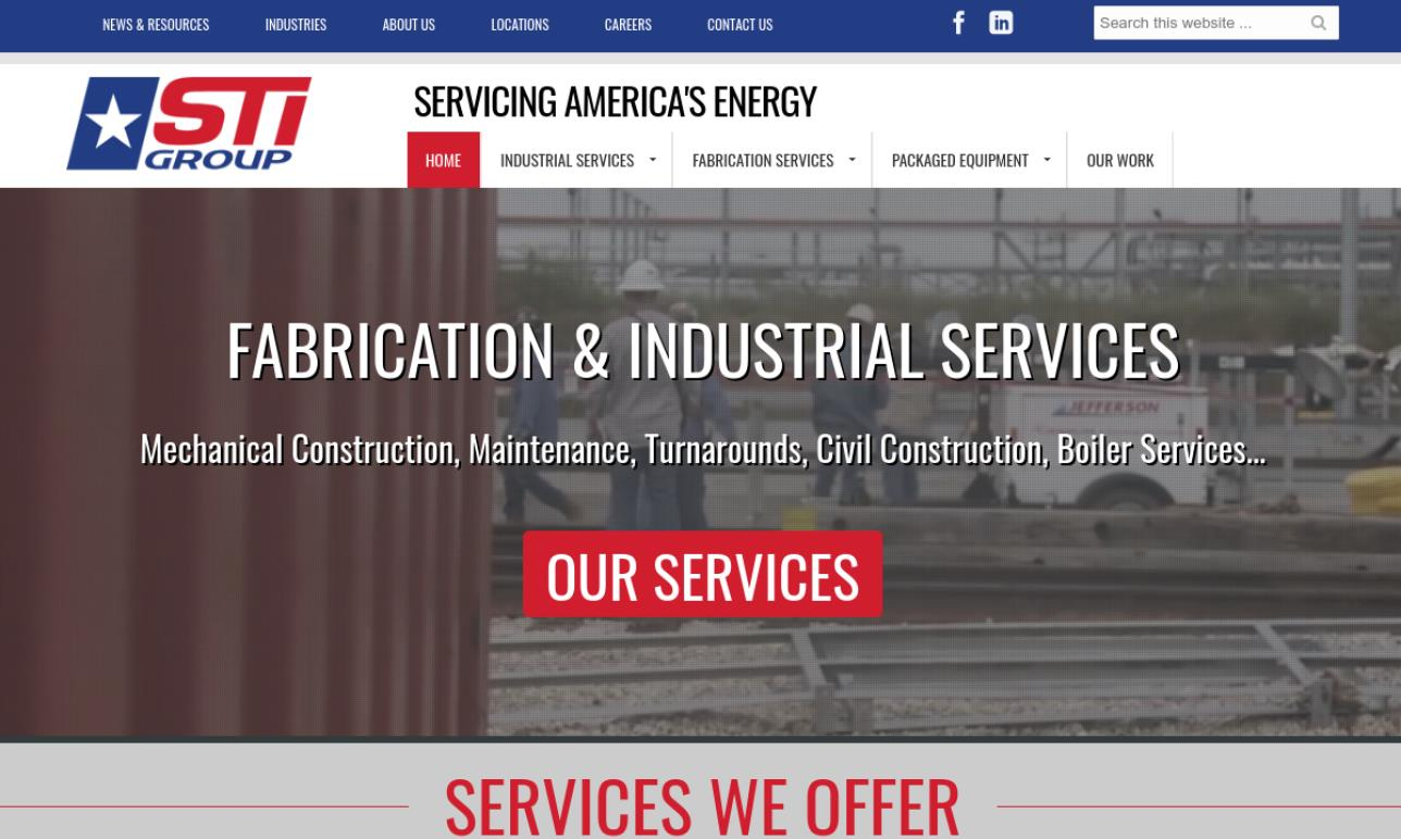 Southeast Texas Industries, Inc  | Metal Fabricators