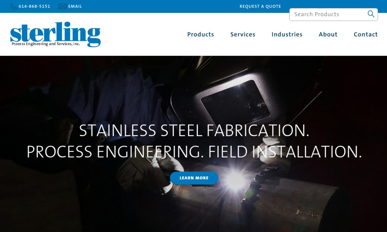 Sterling Process Engineering & Services, Inc.