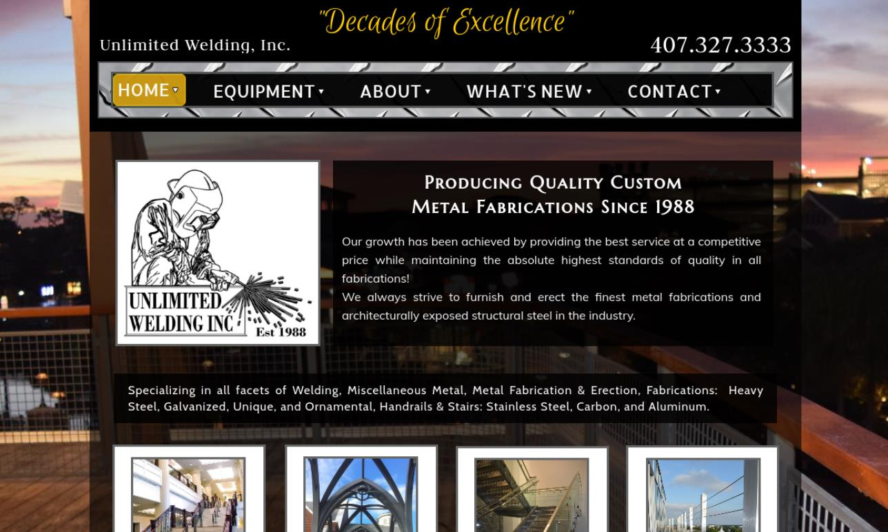 Unlimited Welding, Inc.