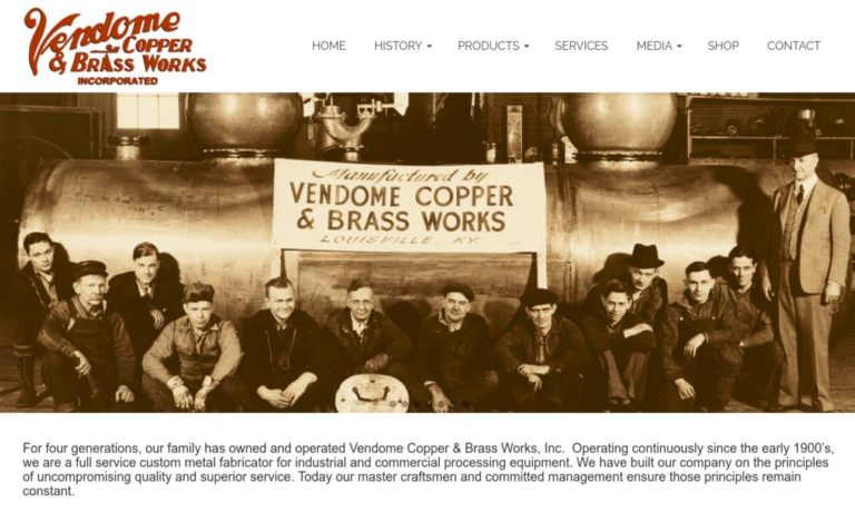 Vendome Copper & Brass Works, Inc
