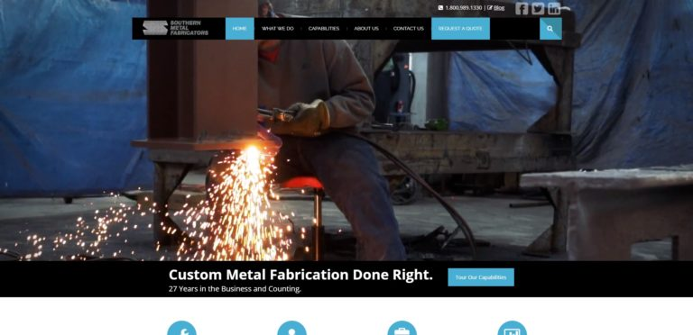 Southern Metal Fabricators, Inc.
