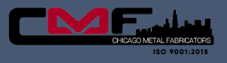 Chicago Metal Fabricators Logo