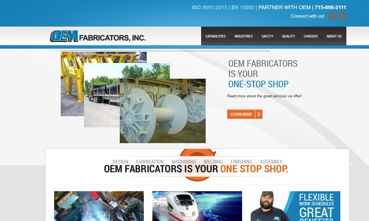 OEM Fabricators, Inc.