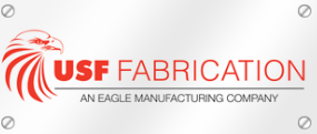 U.S.F. Fabrication  Logo