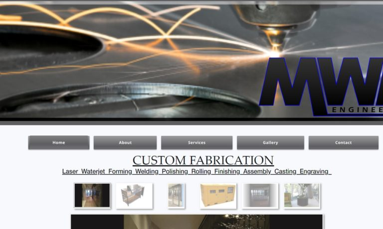 MWL Engineering Corporation-Alsfab