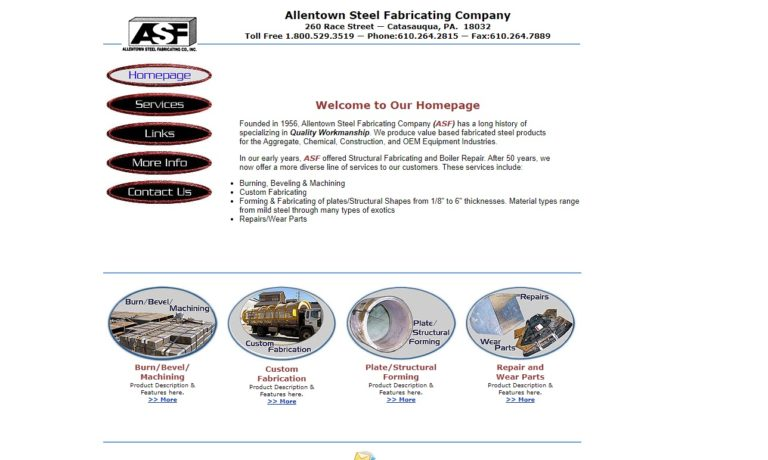Allentown Steel Fabricating Company