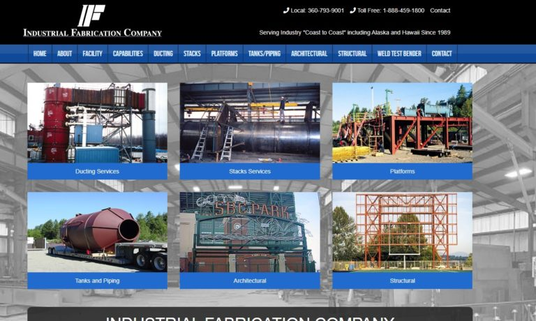 Industrial Fabrication Company