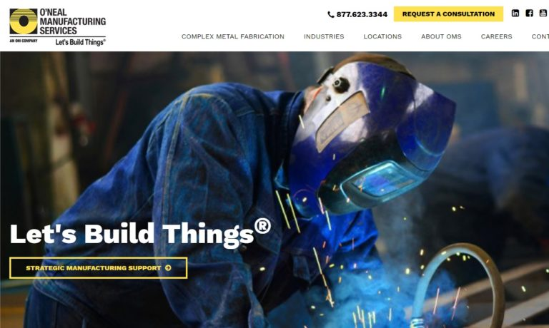 O'Neal Manufacturing Services