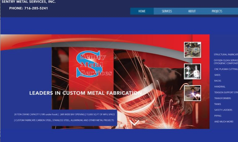 Sentry Metal Services