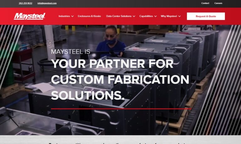 Maysteel Industries, LLC